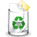 Файл:Crystal Clear filesystem trashcan full.png
