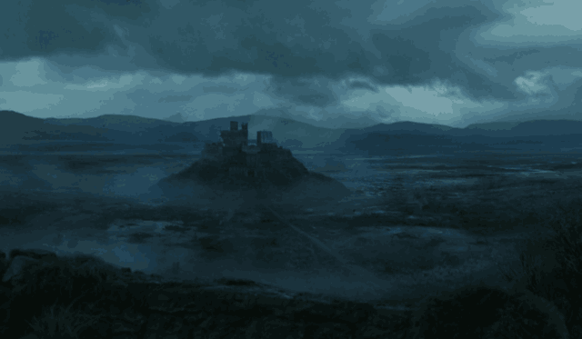 Файл:HBO-S04E8 - Moat Cailin - distant view.png