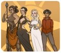 Sand snakes by enife.jpg