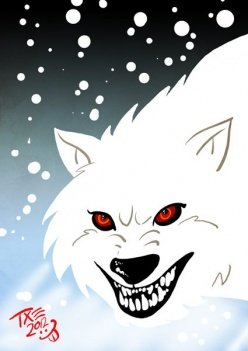 Direwolf ghost by themico.jpg