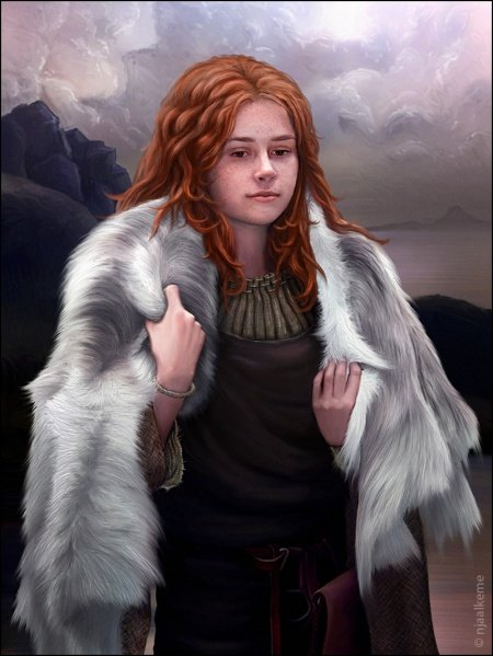 Файл:Ygritte by shnashy.jpg