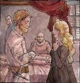 Jaime and brienne affc by pojypojy.jpg