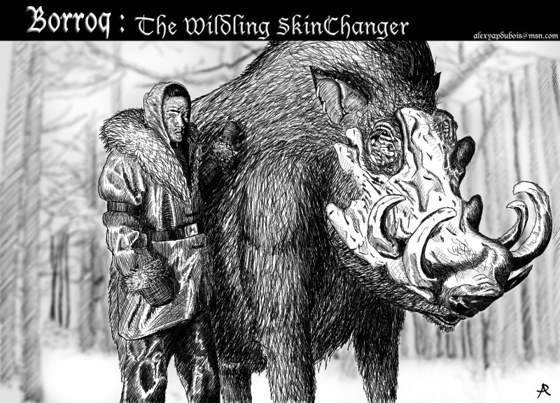 Файл:Borroq the wildling skinchanger by yapattack.jpg