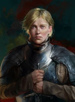 Brienne Tarth by bella.jpg