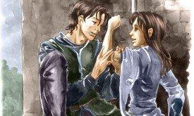 Джон и Арья
