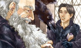 Старый Медведь и Джон