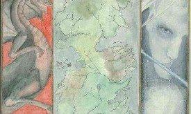 Карта Вестероса
