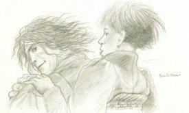 Бран и Ходор