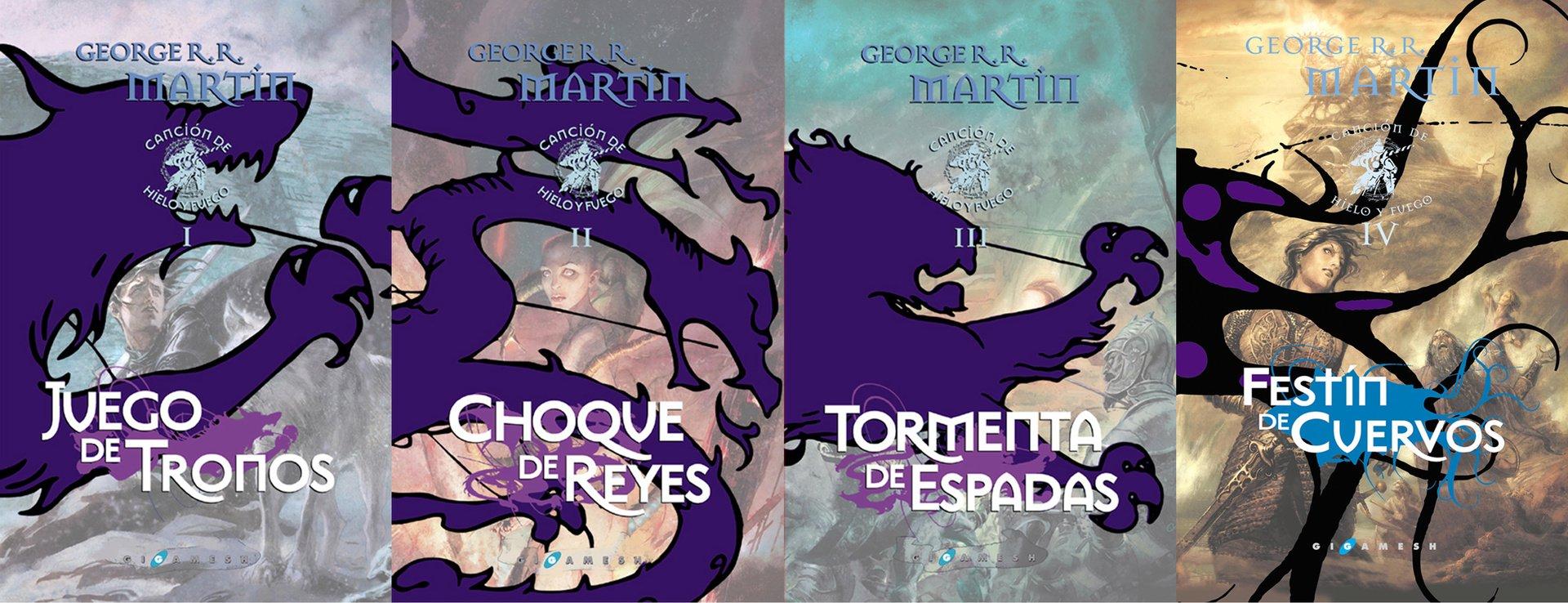Энрике Короминас (Enrique Jimenez Corominas). Песнь льда и пламени по-испански