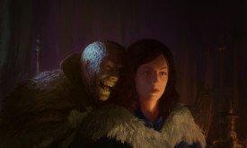 Сила страха (Сандор и Санса)