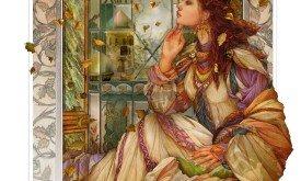 Принцесса из башни