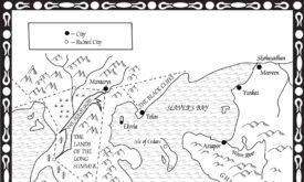 Залив Работорговцев, © James Sinclair, Random House, George R.R. Martin (из Бури мечей)