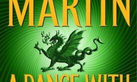Другая обложка Танца с Драконами