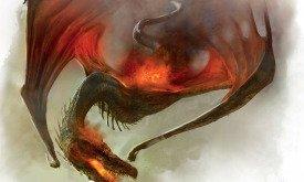 Гибель дракона во время Рока