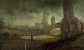 Буря мечей, обложка Leya Brasil