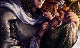 Сандор и Санса