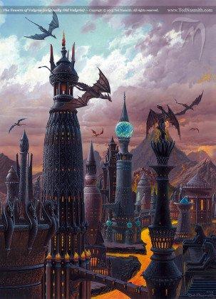 Башни Валирии