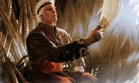Эйгон I читает письмо из Дорна