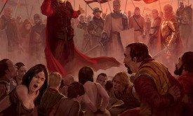 Эйрис расправляется с Дарклинами и Холлардами