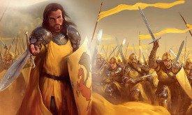 Биттерстил и Золотые мечи