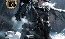 Джон сбегает из Черного замка