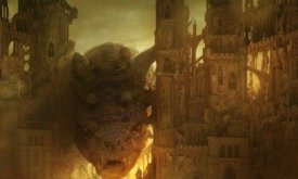 Балерион Ужасный и Мейгор (к повести «Сыны Дракона»)