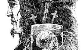 Иллюстрация к рассказу «Путь креста и дракона»