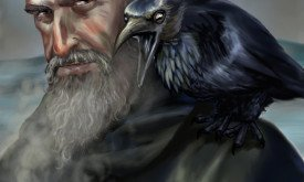 Мормонт со своим вороном