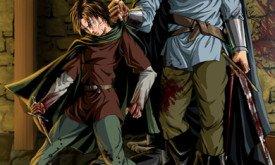 Сандор и Арья