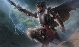 Рыцарь из Штормовых земель