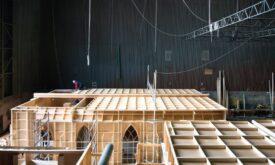 Строительство декораций