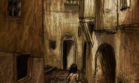 Улицы Браавоса (Арья)