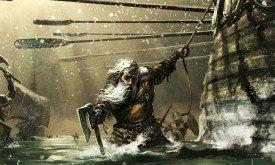 Нападение железян на Север