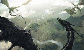 Полет драконов
