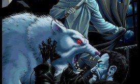 Джон и Призрак спасают Джиора Мормонта