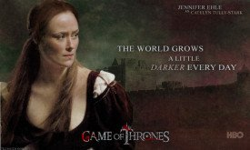 Jennifer Ehle as Catelyn