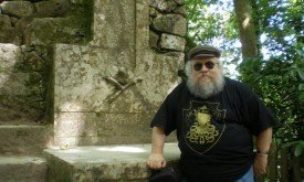 Джордж Мартин (лето 2008)