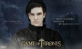 Fake poster Game of Thrones (Фэйк постер Игры Престолов)
