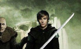 Зак Эфрон (Zac Efron) в роли Джона Сноу. Иллюстрация Симонетти