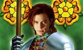 Джексон Рэтбон (Jackson Rathbone) в роли Лораса Тирелла. На основе иллюстрации Амока