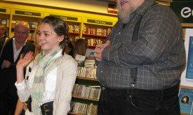 Джордж Мартин со встречи в Белфасте (осень 2009)
