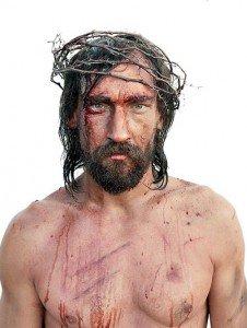 Джозеф Моул (Joseph Mawle) - играл Иисуса