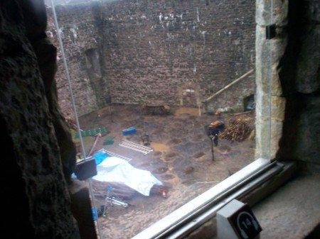 Фото внутреннего двора