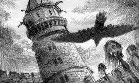 Темные крылья - темные речи