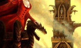 Мелисандра (обложка Битвы королей)