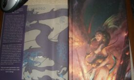 Иллюстрированное испанское издание Песни Льда и Пламени