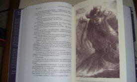 Песнь Льда и Пламени, внутренние иллюстрации