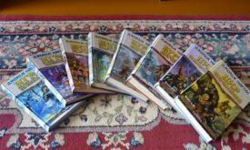 Все восемь книг в Веке Дракона