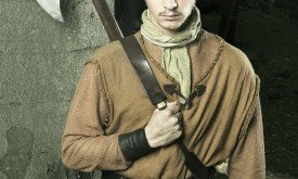 Harry Lloyd  в Робине Гуде