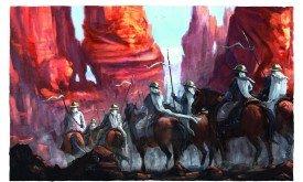 Дорнийские воины